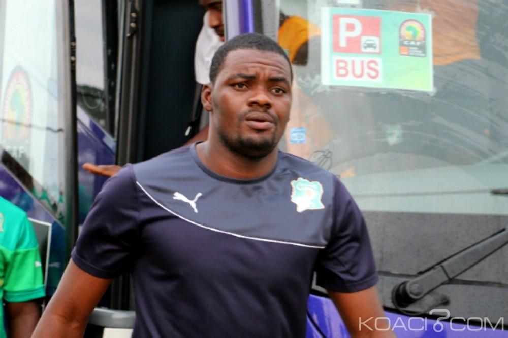 Côte d'Ivoire : Mondial 2018, Cumul de cartons, Gbohouo absent contre le Maroc