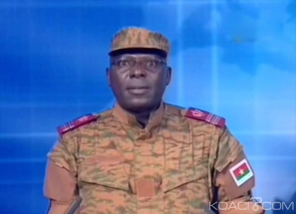 Burkina Faso: Le colonel Mamadou Bamba, «porte-parole» des putschistes remis en liberté provisoire