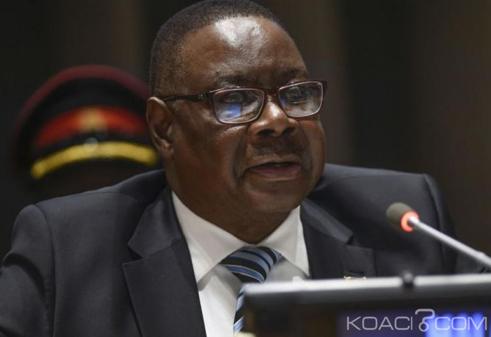 Malawi:  Mutharika balaie les rumeurs sur son état de santé