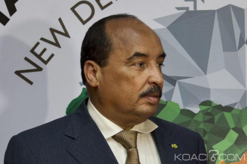 Mauritanie: La limitation des mandats présidentiels restera à 2