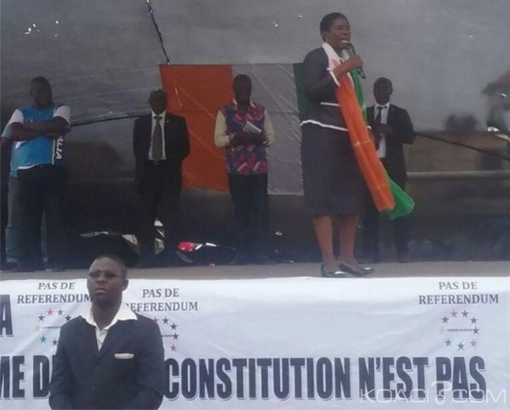 Côte d'Ivoire: Référendum du 30 octobre, la CNDHCI «préoccupée» par les appels au boycott