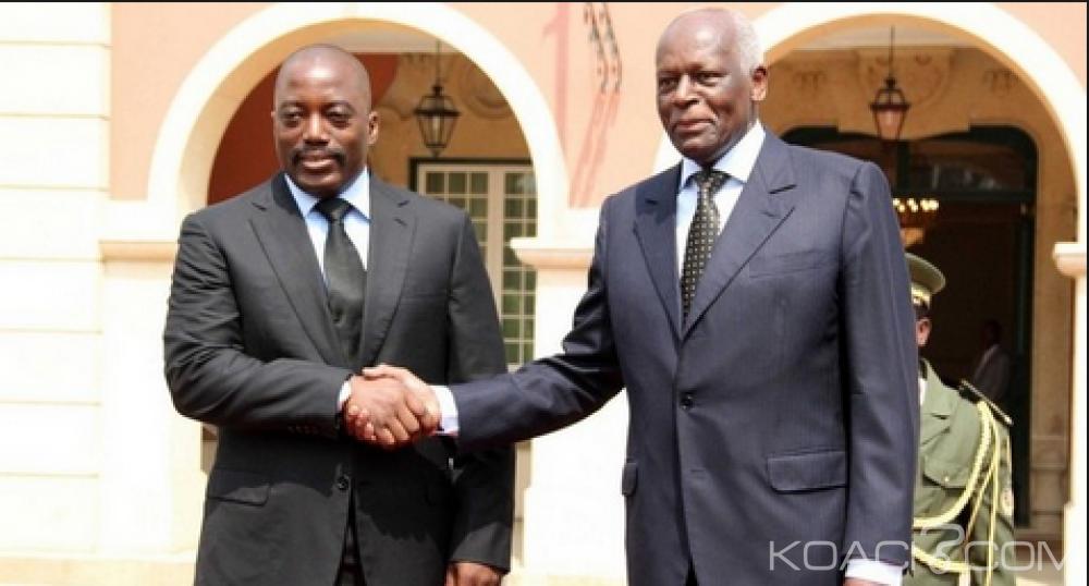 RDC: Report des élections, Dos Santos apporte son soutien à Kabila et invite l'opposition à la patience