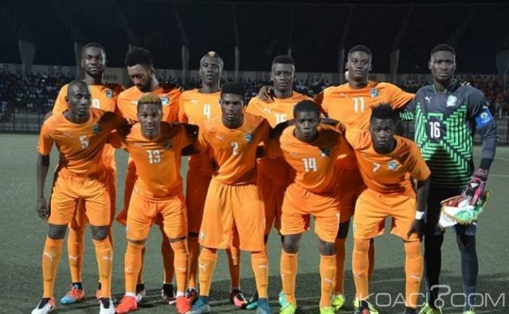 Côte d'Ivoire-France: Les bleus espoirs joueront contre les éléphants A' en amical en novembre prochain