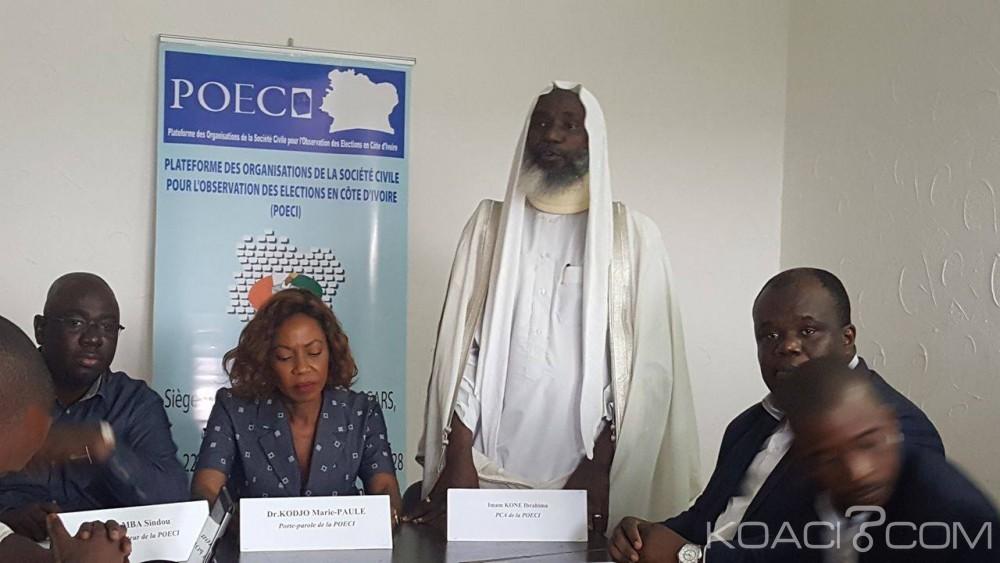 Côte d'Ivoire: Selon la POECI, le climat est favorable à un référendum apaisé