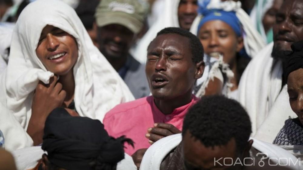 Éthiopie: 2000 opposants arrêtés lors  des manifestations antigouvernementales libérés