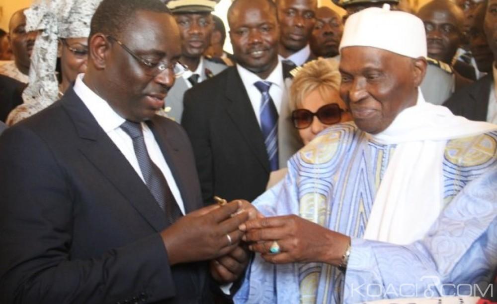 Sénégal: Statut de chef de l'opposition,  Macky Sall pense à Wade et envoie la balle à ses adversaires politiques