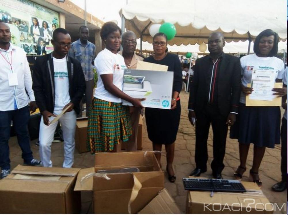 Côte d'Ivoire: Insertion des jeunes, 200 stagiaires en secrétariat  ont reçu des kits d'installation à Bouaké