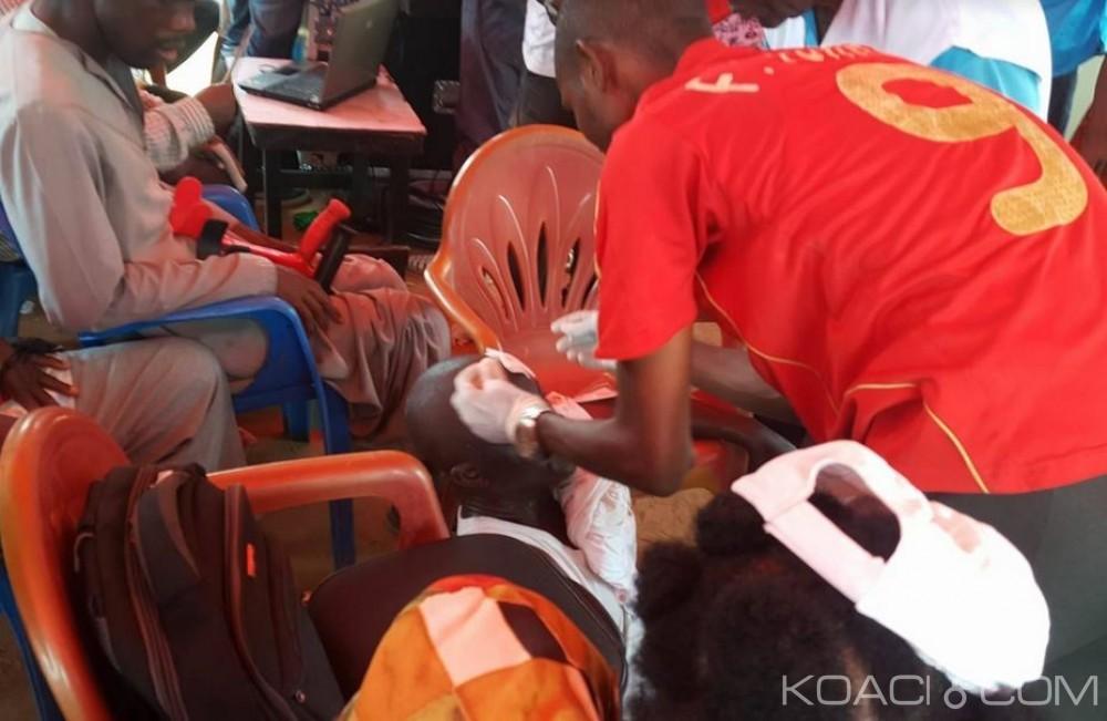 Côte d'Ivoire: Meeting du Front à Ficgayo, les militants attaqués par des hommes armés de machettes, la riposte s'organise
