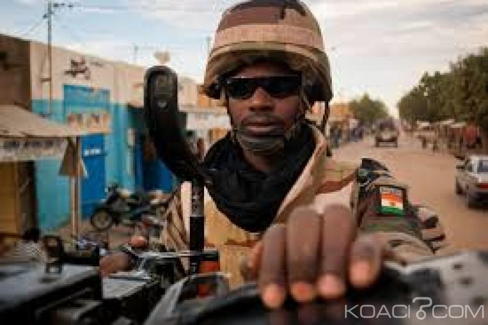 Niger: Cinq soldats tués  dans une attaque terroriste  près du Mali