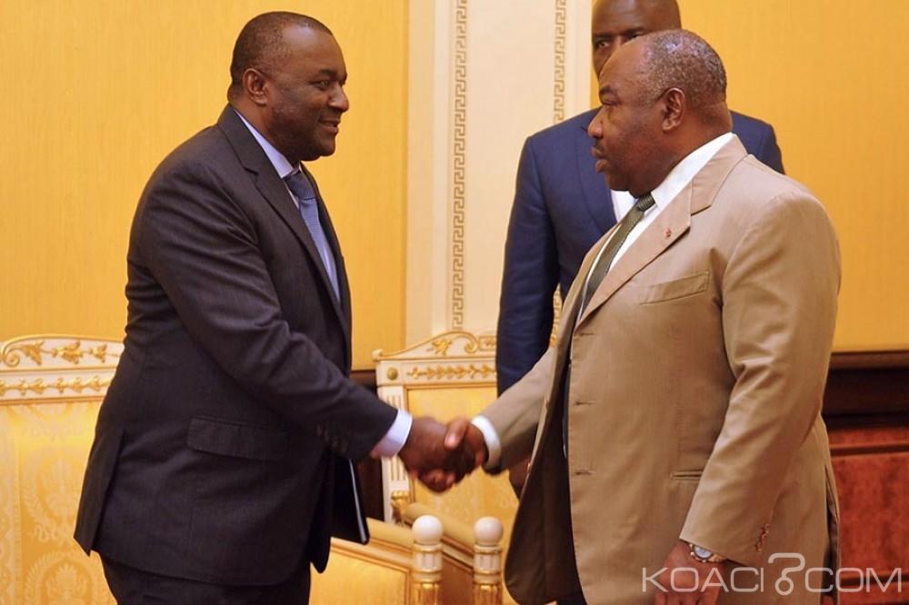 Gabon: Le gouverneur de la Beac échange sur les sujets de crise avec Ali Bongo
