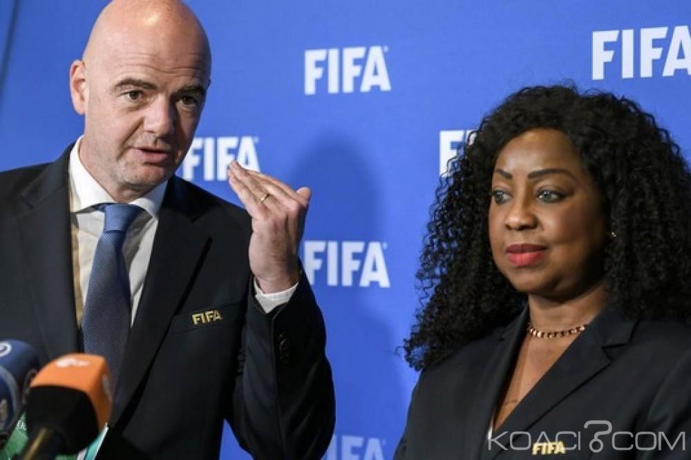 Sierra Leone: La FIFA dépêche Samoura pour dénouer une crise