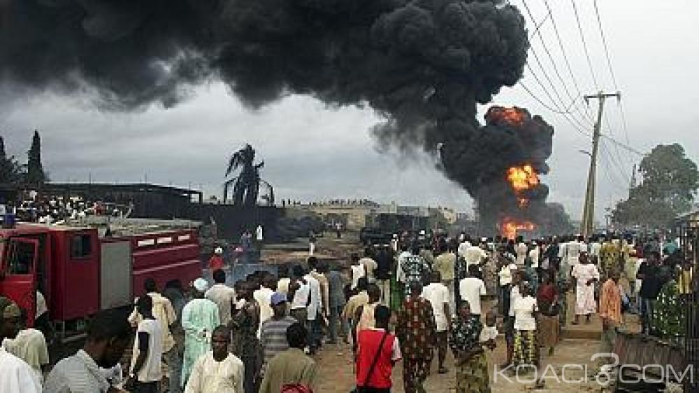 Nigeria:  Shell ferme l'une de ses stations après des manifestations