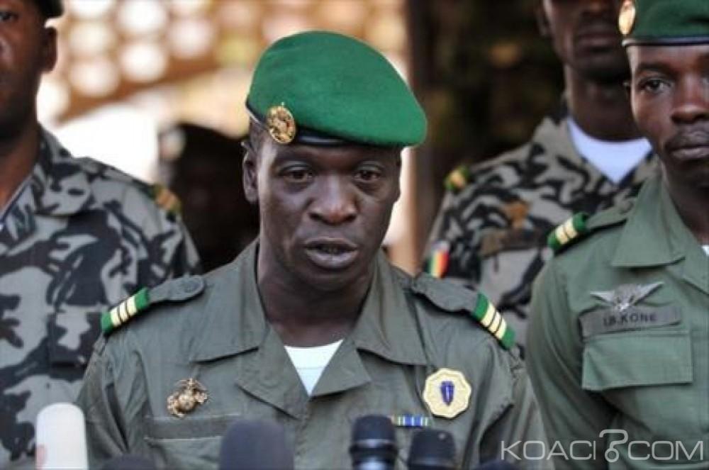 Mali:  L'ancien putschiste Amadou Sanogo jugé à partir du 11 Novembre