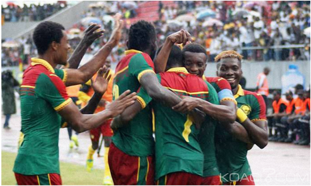 Cameroun : Russie 2018, les Chipolopolos de Zambie font match nul avec les Lions indomptables, 1 à 1