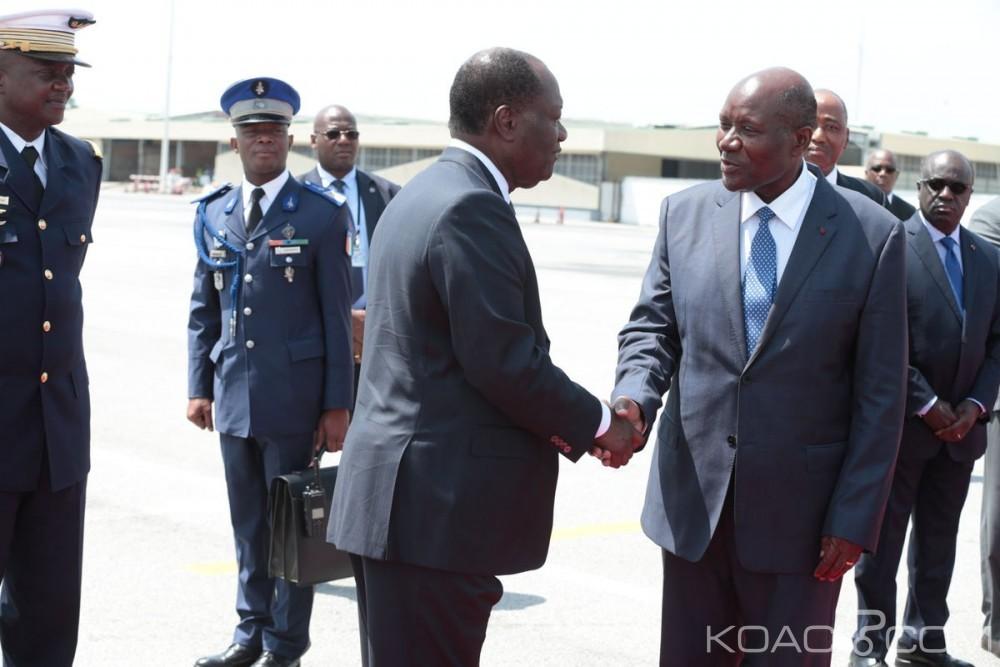 Côte d'Ivoire: Après le référendum, Alassane Ouattara quitte Abidjan pour le Maroc, la France et Madagascar