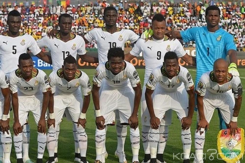Ghana: Mondial 2018, Grant espère une qualification après la défaite du Ghana 0-2 en Egypte