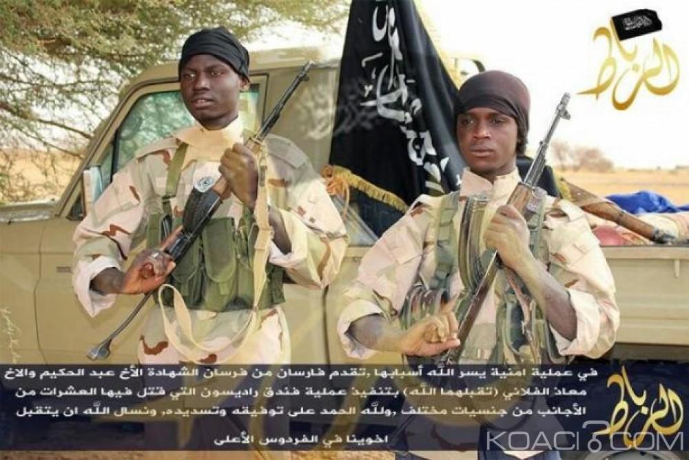 Mali: Nouvelle attaque terroriste revendiquée par Al-Mourabitoune, deux soldats blessés