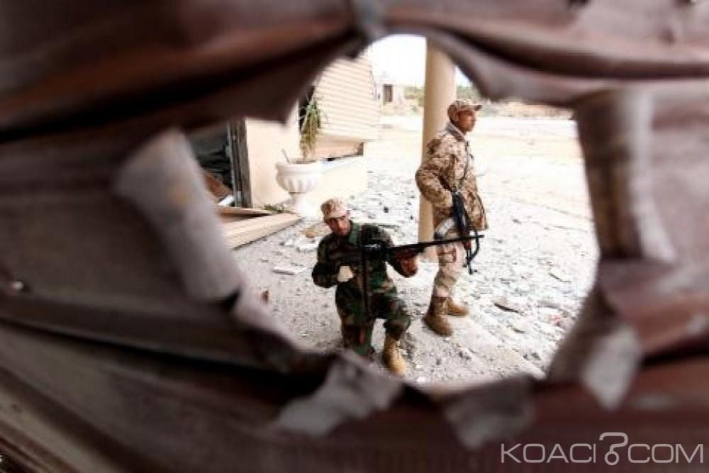 Libye: Des combats font 12 morts dans le rang des forces du Maréchal Haftar à Benghazi