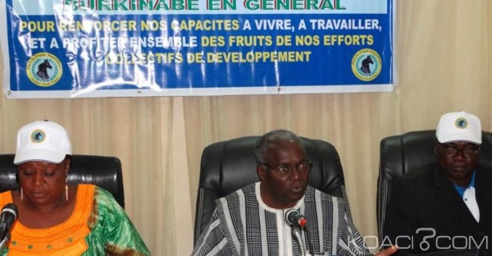 Burkina Faso: Naissance d'un nouveau parti de la mouvance, issu de l'opposition