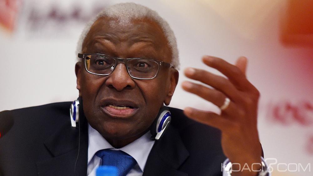 Sénégal: Affaire du dopage à l'Iaaf, Lamine Diack devant le juge lundi, ses amis se cotissent pour payer la caution