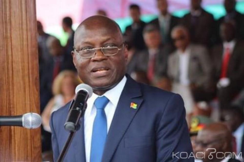 Guinée-Bissau: Umaro Sissoco Embalo, ancien conseiller présidentiel  désigné Premier ministre