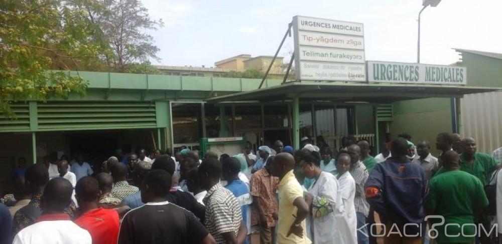 Burkina Faso: Les agents de santé en grève de trois jours, sans aucun service minimum