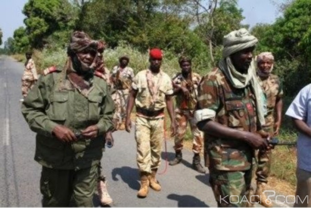 Centrafrique: Combats  à Bria  entre  deux factions rivales  de l'ex Séléka