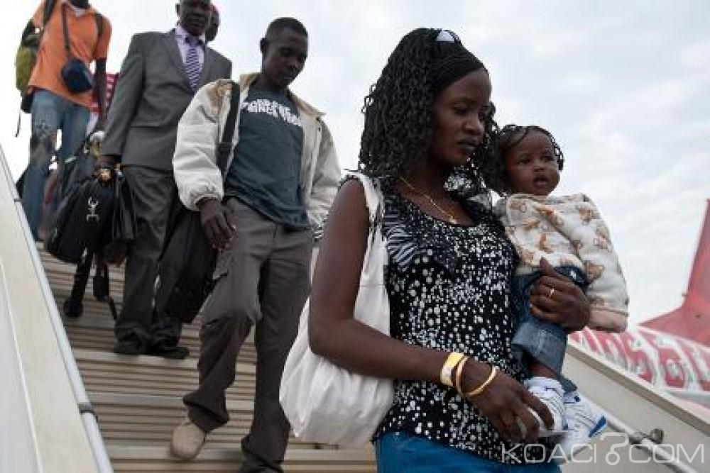 Congo:  1500 demandeurs d'asile  dont des ivoiriens privés de statut de réfugiés