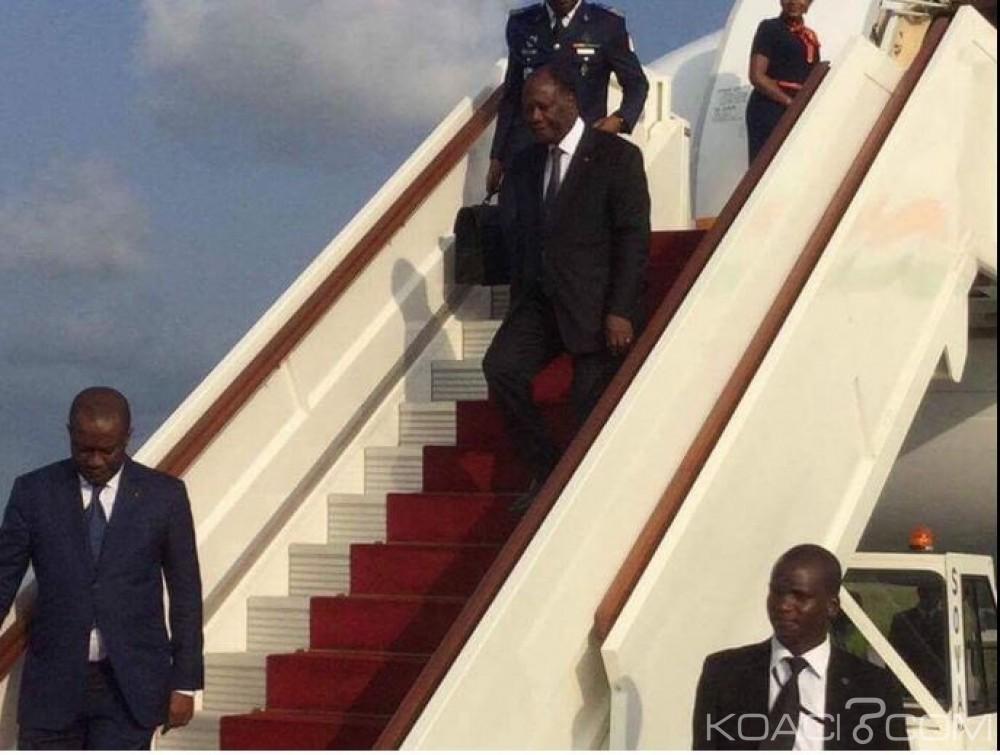 Côte d'Ivoire: Après 10 jours d'absence, Ouattara a regagné le pays et n'a fait aucune déclaration