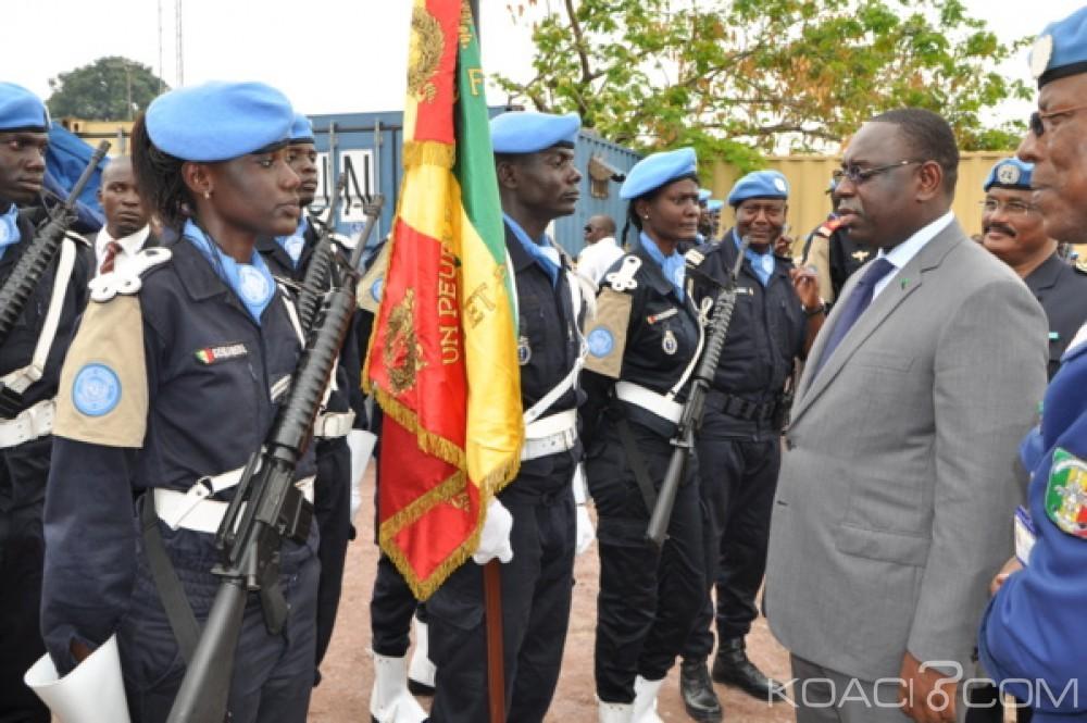 Sénégal :  Série de tueries dans le pays, Sall appelle le gouvernement à renforcer de la sécurité des populations et somme la Police et la Gendarmerie de juguler la criminalité