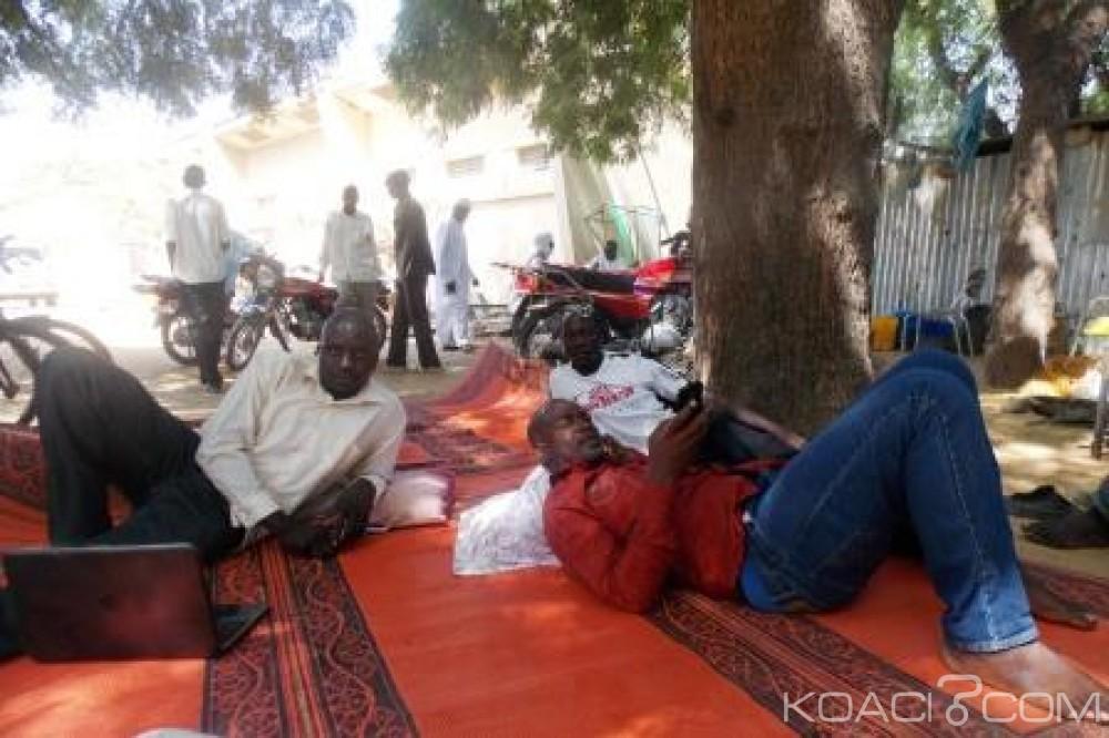 Tchad: Des membres de la «Coalition Justice ou Rien» en grève de la faim