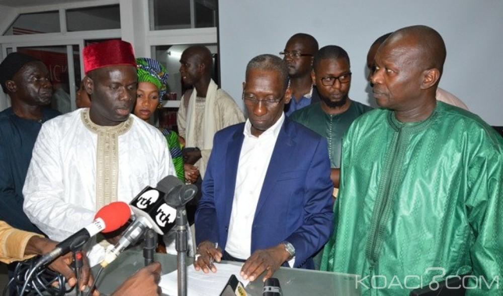 Sénégal : Processus électoral, après la marche réprimée du 14 octobre,  l'opposition à nouveau dans la rue le 21 décembre prochain