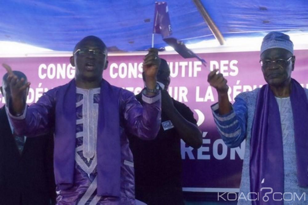 Togo : Les FDR, un nouveau parti lancé pour recréer l'espoir