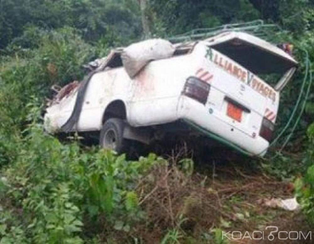 Cameroun: Au moins 6 morts et 26 blessés dans un accident de la circulation