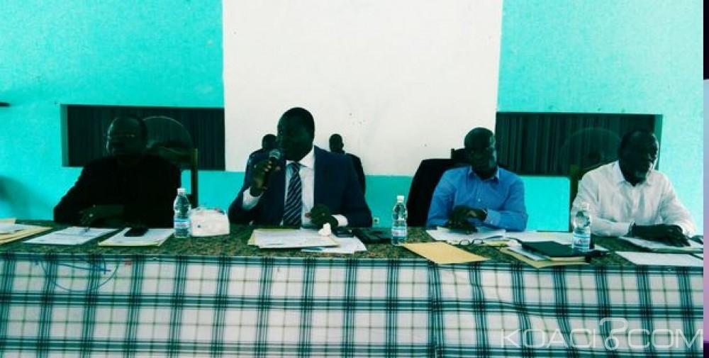 Côte d'Ivoire: Bilan très positif pour le conseil régional de Gbêkê