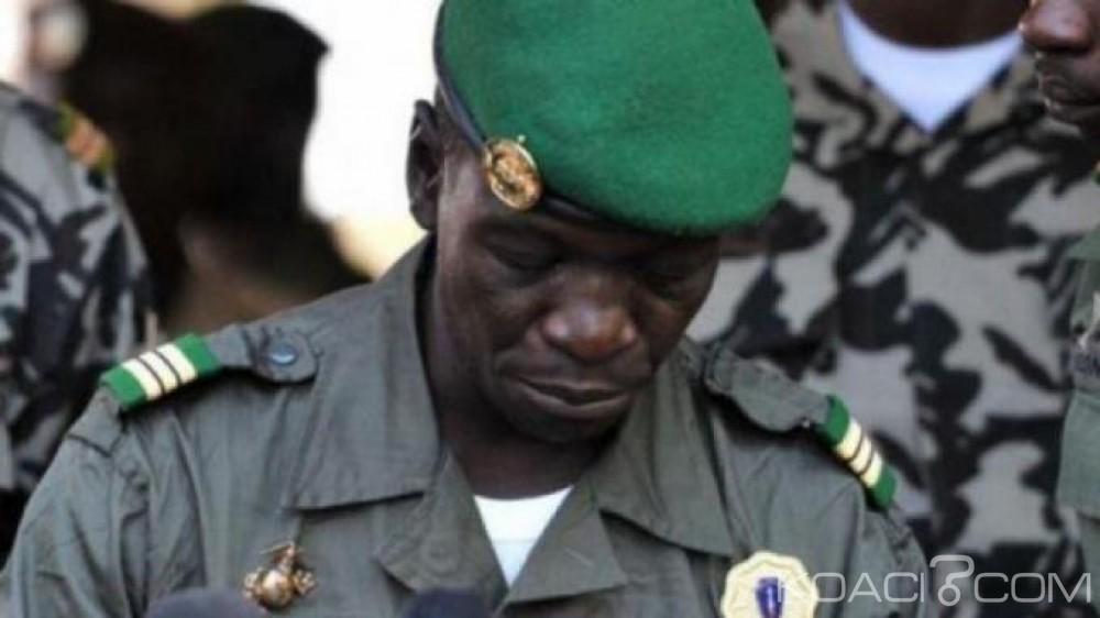 Mali: Affaire des bérets rouges, le général Amadou Sanogo jugé mercredi