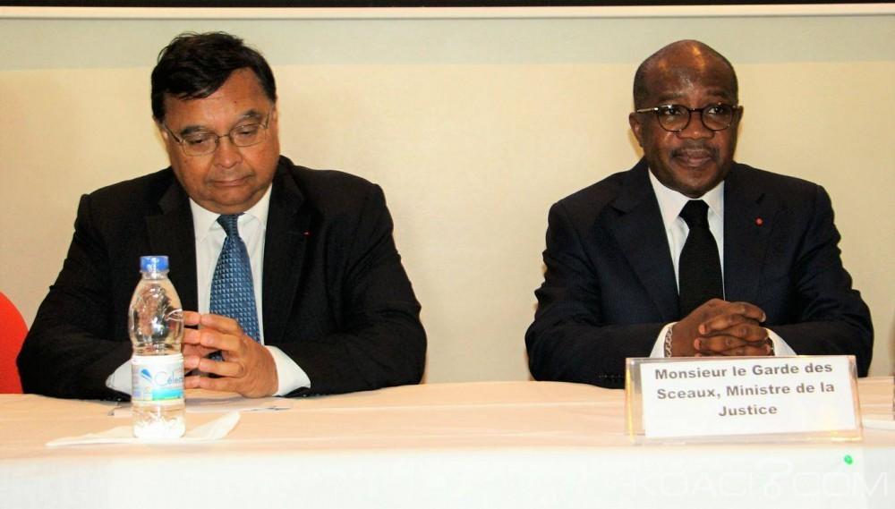 Côte d'Ivoire: C2D, le ministère de la Justice bénéficie d'un financement de 54,7 milliards pour la réalisation de plusieurs projets