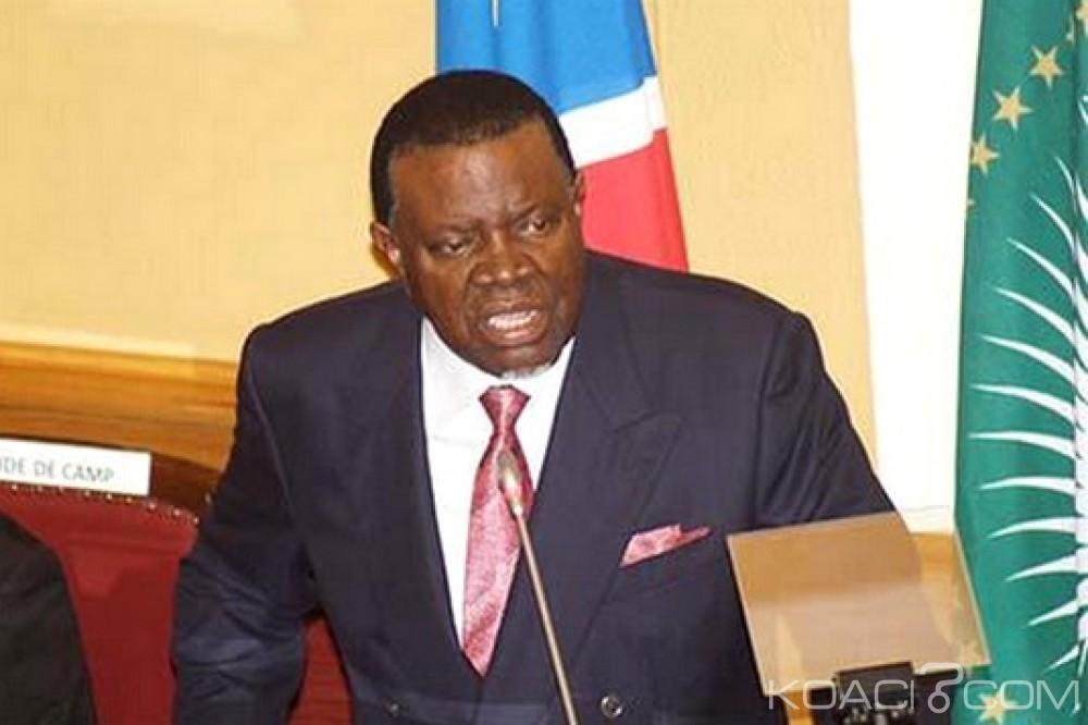 Namibie: Le pays restera à la CPI si…