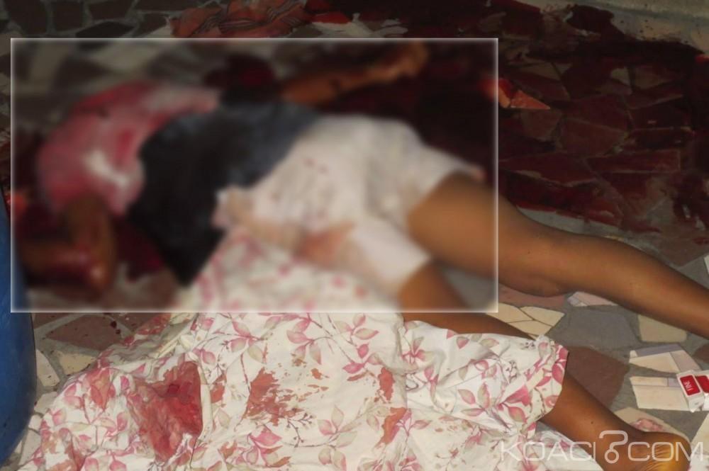Côte d'Ivoire: Marcory, sous l'effet de la drogue, un homme décapite une servante de 18ans
