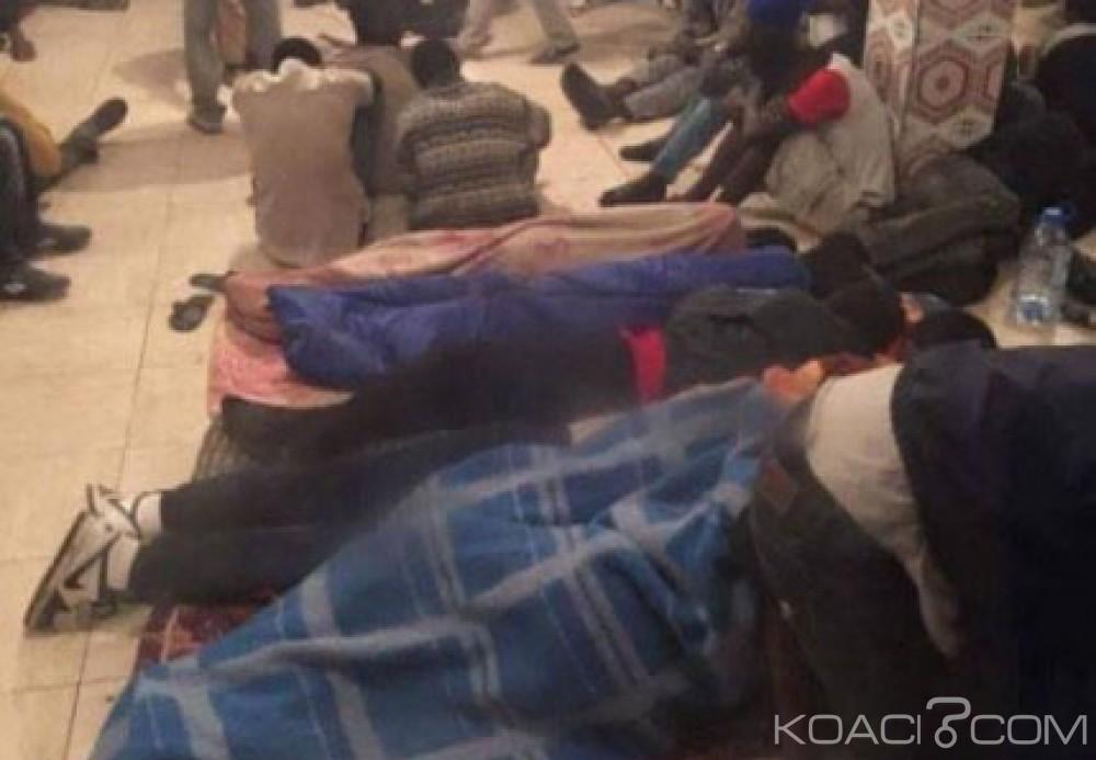 Algérie: Arrestation de plus de 1400 migrants subsahariens à Alger