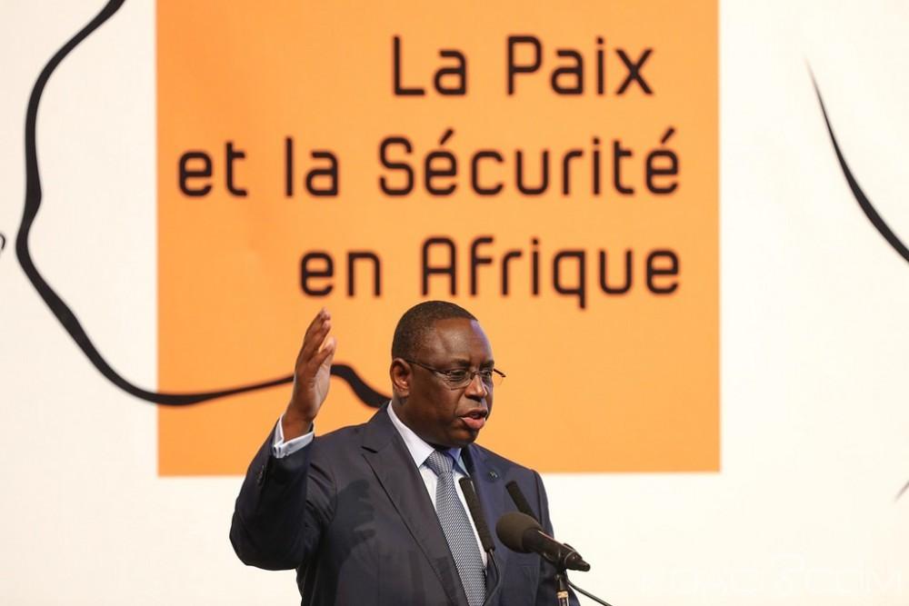Sénégal: Forum international sur la paix et la sécurité en Afrique, l'Islam au cœur du discours du Président Macky Sall