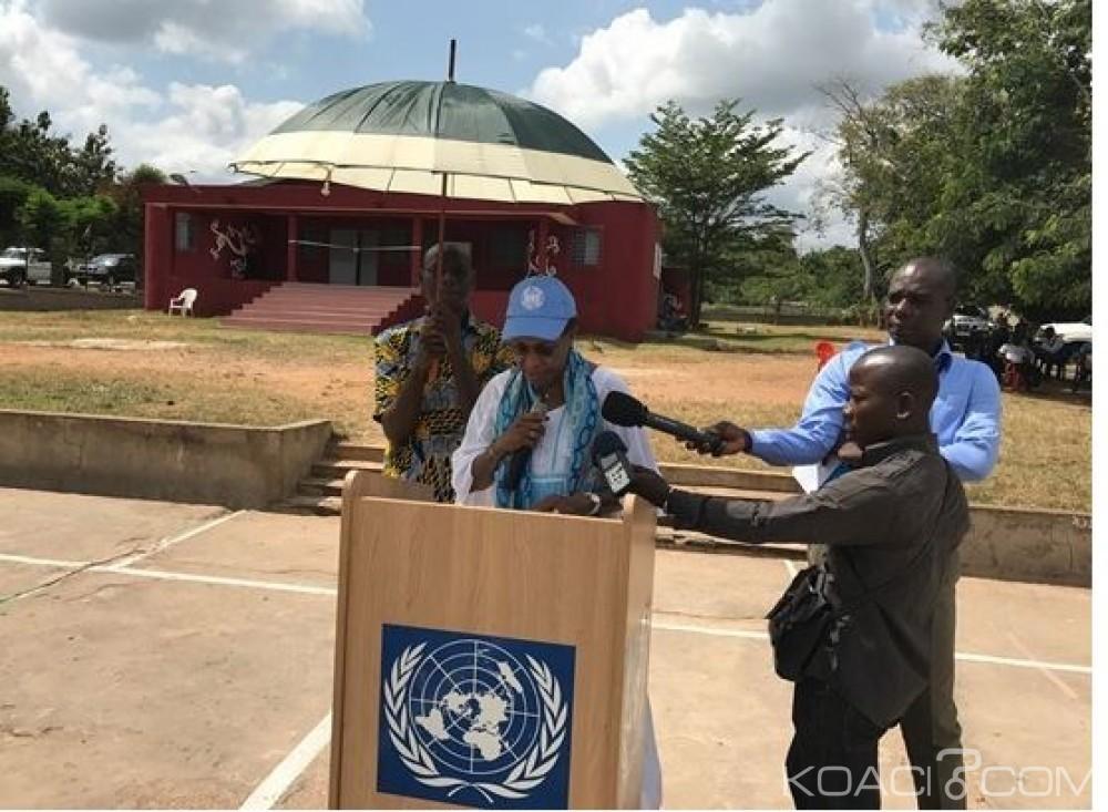 Côte d'Ivoire: Onuci, Mindaoudou dit ne pas «craindre» pour sa sécurité et «poursuit» sa mission dans le pays