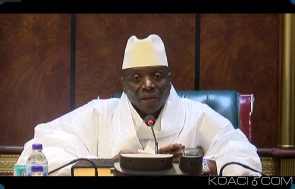 Gambie: Jammeh confisque  le pouvoir, annonce de nouveaux chiffres, déploie l'armée dans Banjul, ferme les frontières et menace  Dakar… Le Sénégal et les USA condamnent