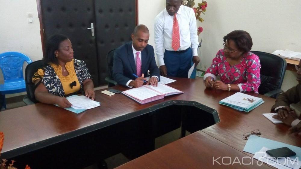 Côte d'Ivoire: L'INFAS signe un accord de partenariat avec la PISAM pour le stage de ses agents de santé