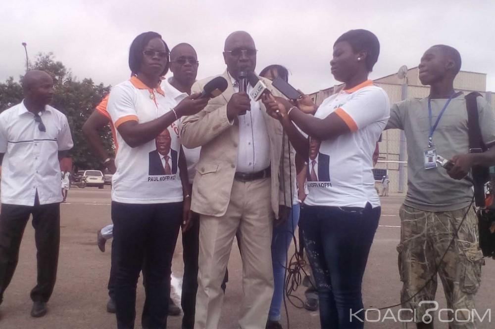 Côte d'Ivoire: Législatives à Bouaké, traité «d'étranger», Paul Koffi Koffi rappelle ses origines