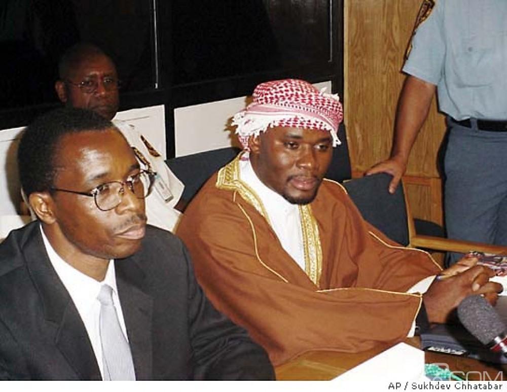 Mali:  Deux génocidaires rwandais libérés de prison