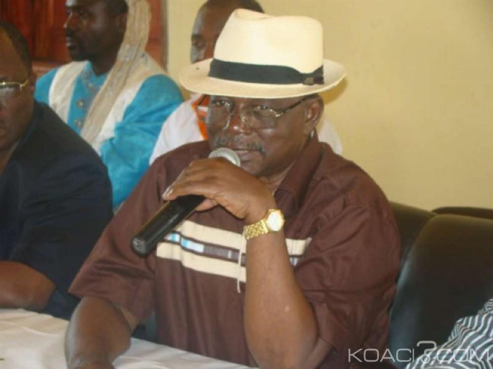 Côte d'Ivoire: Législatives 2016, Djédjé Bagnon suspendu de toutes ses fonctions au PDCI pour son présumé soutien à l'opposition