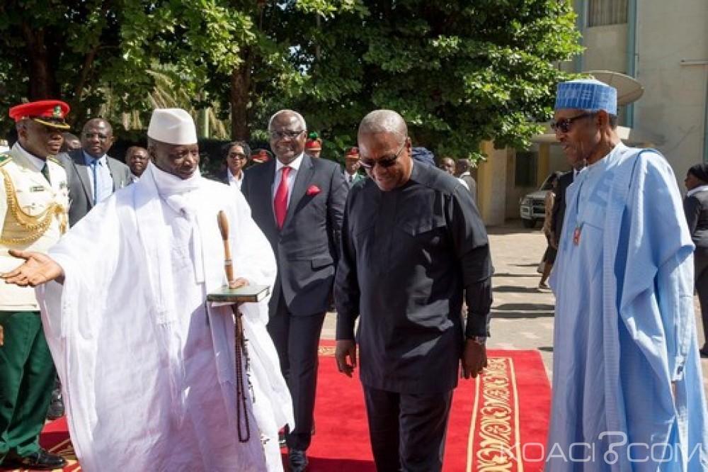 Cedeao: Sommet sur la Gambie, convaincre Jammeh à quitter le pouvoir