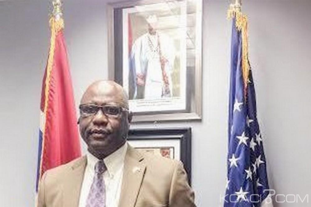 Gambie: Omar Faye, l'ex ambassadeur aux USA interpelle l'Armée