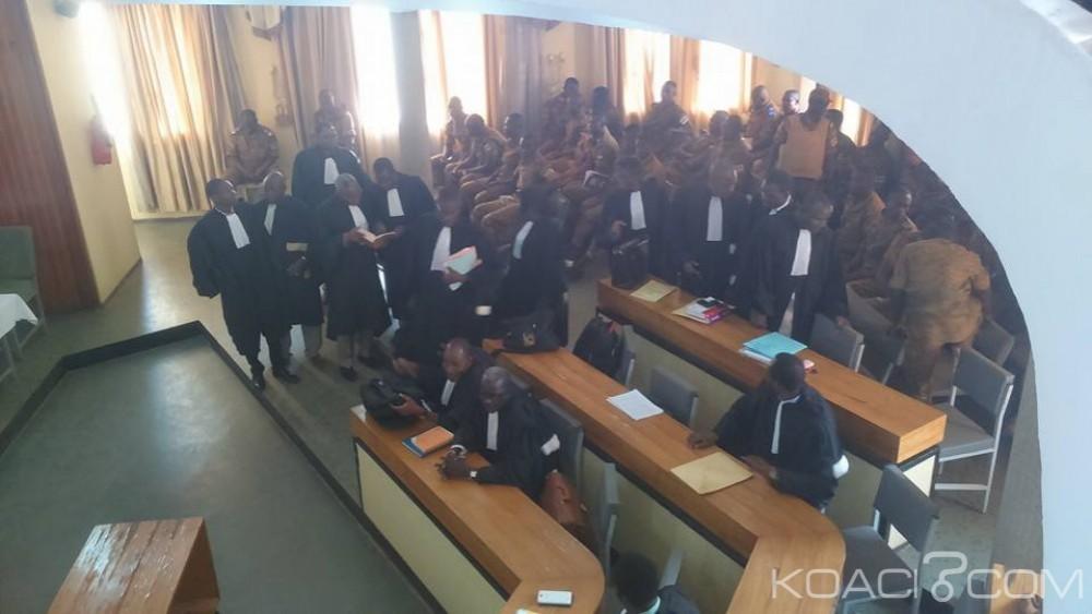 Burkina Faso: Le procès des militaires ayant voulu libérer des putschistes renvoyé au 5 janvier
